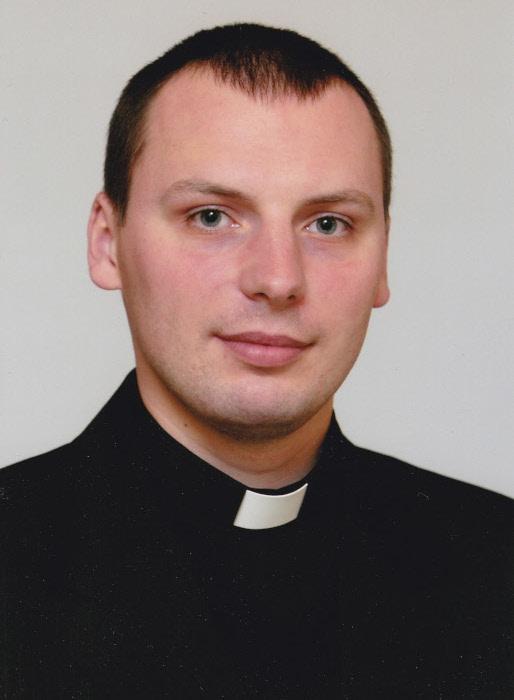 wikary Ksiądz Marek Lampa